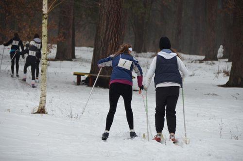 У житомирському Гідропарку відбувся Чемпіонат міста з лижних гонок. ФОТО
